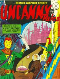 Cover Thumbnail for Uncanny Tales (Alan Class, 1963 series) #169