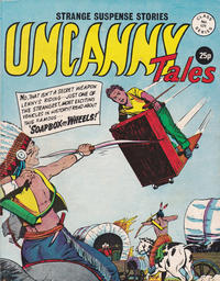 Cover Thumbnail for Uncanny Tales (Alan Class, 1963 series) #171
