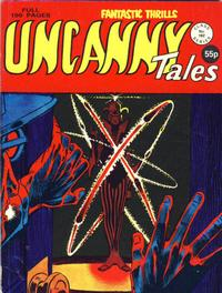 Cover Thumbnail for Uncanny Tales (Alan Class, 1963 series) #182