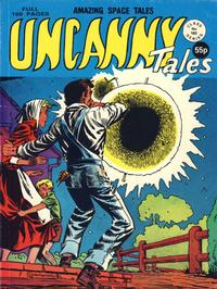 Cover Thumbnail for Uncanny Tales (Alan Class, 1963 series) #183
