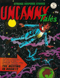 Cover Thumbnail for Uncanny Tales (Alan Class, 1963 series) #185