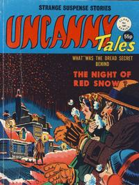 Cover Thumbnail for Uncanny Tales (Alan Class, 1963 series) #187