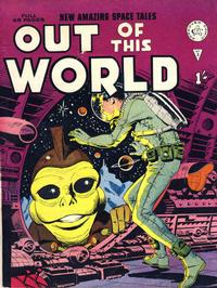 Cover Thumbnail for Out of This World (Alan Class, 1963 series) #2