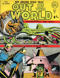 Cover Thumbnail for Out of This World (Alan Class, 1963 series) #17