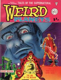 Cover Thumbnail for Weird Planets (Alan Class, 1962 series) #1