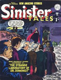 Cover Thumbnail for Sinister Tales (Alan Class, 1964 series) #8
