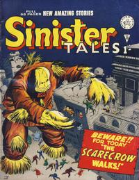 Cover Thumbnail for Sinister Tales (Alan Class, 1964 series) #13