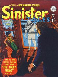 Cover Thumbnail for Sinister Tales (Alan Class, 1964 series) #14