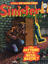 Cover Thumbnail for Sinister Tales (Alan Class, 1964 series) #15