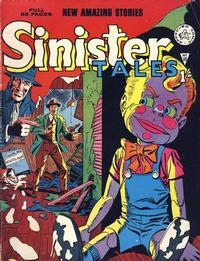 Cover Thumbnail for Sinister Tales (Alan Class, 1964 series) #18