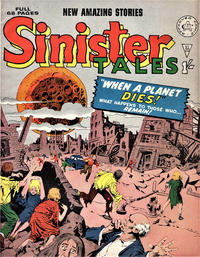 Cover Thumbnail for Sinister Tales (Alan Class, 1964 series) #20