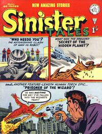 Cover Thumbnail for Sinister Tales (Alan Class, 1964 series) #22