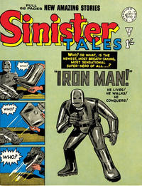Cover Thumbnail for Sinister Tales (Alan Class, 1964 series) #23