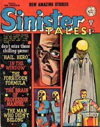 Cover Thumbnail for Sinister Tales (Alan Class, 1964 series) #27