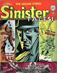 Cover Thumbnail for Sinister Tales (Alan Class, 1964 series) #30