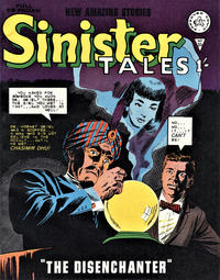 Cover Thumbnail for Sinister Tales (Alan Class, 1964 series) #33