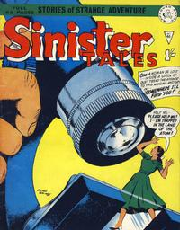 Cover Thumbnail for Sinister Tales (Alan Class, 1964 series) #46