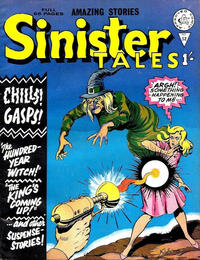 Cover Thumbnail for Sinister Tales (Alan Class, 1964 series) #52