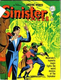 Cover Thumbnail for Sinister Tales (Alan Class, 1964 series) #69