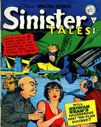 Cover Thumbnail for Sinister Tales (Alan Class, 1964 series) #75