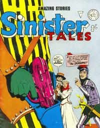 Cover Thumbnail for Sinister Tales (Alan Class, 1964 series) #95