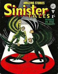 Cover Thumbnail for Sinister Tales (Alan Class, 1964 series) #98