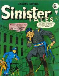 Cover Thumbnail for Sinister Tales (Alan Class, 1964 series) #113