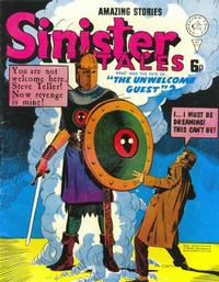 Cover Thumbnail for Sinister Tales (Alan Class, 1964 series) #116