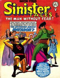 Cover Thumbnail for Sinister Tales (Alan Class, 1964 series) #117