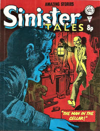 Cover Thumbnail for Sinister Tales (Alan Class, 1964 series) #119