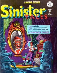Cover Thumbnail for Sinister Tales (Alan Class, 1964 series) #133