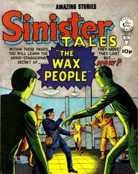Cover Thumbnail for Sinister Tales (Alan Class, 1964 series) #134