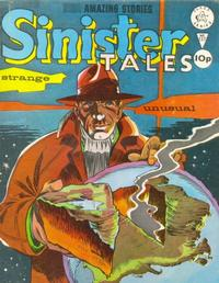 Cover Thumbnail for Sinister Tales (Alan Class, 1964 series) #137