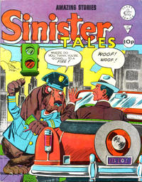 Cover Thumbnail for Sinister Tales (Alan Class, 1964 series) #139