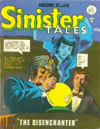 Cover Thumbnail for Sinister Tales (Alan Class, 1964 series) #140