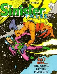 Cover Thumbnail for Sinister Tales (Alan Class, 1964 series) #141