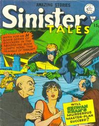 Cover for Sinister Tales (Alan Class, 1964 series) #146