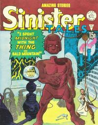 Cover Thumbnail for Sinister Tales (Alan Class, 1964 series) #165