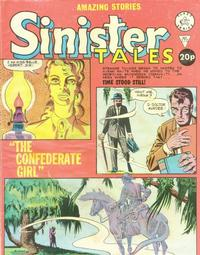 Cover Thumbnail for Sinister Tales (Alan Class, 1964 series) #170