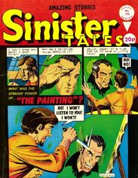 Cover Thumbnail for Sinister Tales (Alan Class, 1964 series) #176