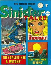 Cover Thumbnail for Sinister Tales (Alan Class, 1964 series) #181