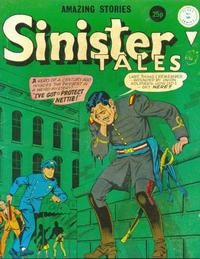 Cover Thumbnail for Sinister Tales (Alan Class, 1964 series) #184