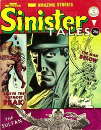 Cover Thumbnail for Sinister Tales (Alan Class, 1964 series) #192