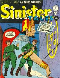 Cover Thumbnail for Sinister Tales (Alan Class, 1964 series) #194