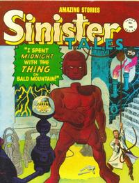 Cover Thumbnail for Sinister Tales (Alan Class, 1964 series) #199
