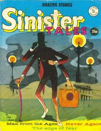 Cover Thumbnail for Sinister Tales (Alan Class, 1964 series) #202