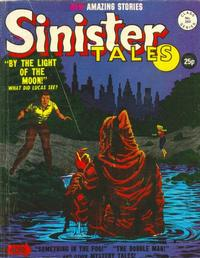 Cover Thumbnail for Sinister Tales (Alan Class, 1964 series) #203