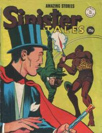 Cover Thumbnail for Sinister Tales (Alan Class, 1964 series) #204