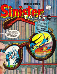 Cover Thumbnail for Sinister Tales (Alan Class, 1964 series) #205