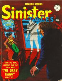 Cover Thumbnail for Sinister Tales (Alan Class, 1964 series) #209